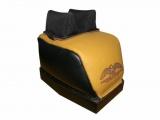 """Tracker zadní bag .700/1000"""" - Mid zadní bag; uši : Cordura"""