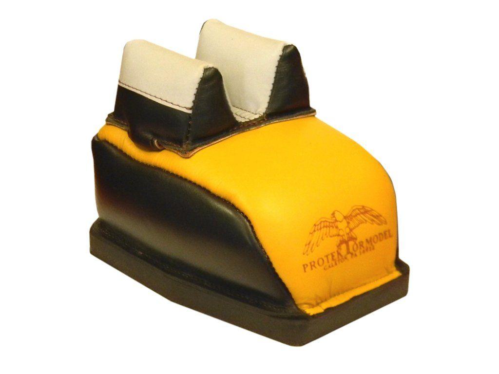 """Protektor Model Tracker zadní bag .700/1000"""" - Rabbit zadní bag; uši : kůže"""
