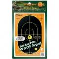 """Caldwell Reflexní terč - Orange Peel Oval Target 9"""" 1 ks"""