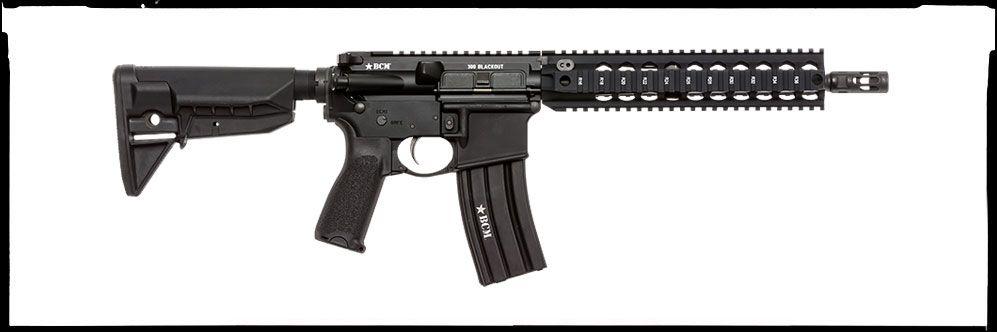 BCM® 300 BLACKOUT CQB 9 QRF