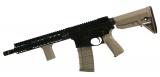 BCM RECCE 11 KMR-A GUNFIGHTER - FDE (pískové doplňky)