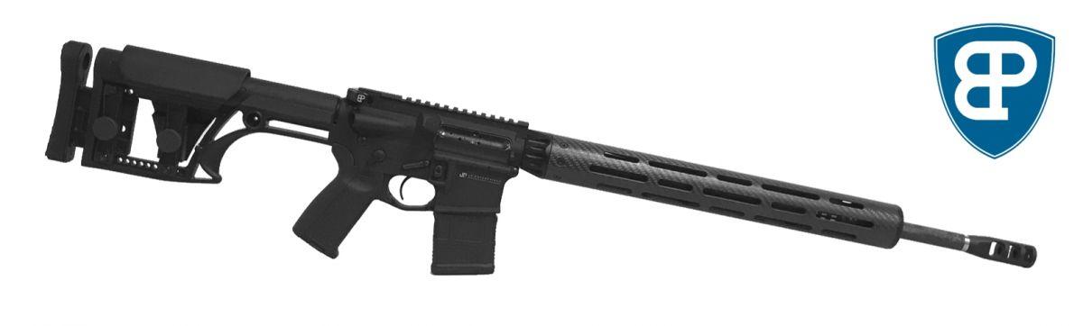 BP Custom - model Multipurpose 20 (tato puška byla navržena bez zjevného cíle. Její možnosti jsou však velmi překvapivé. Více v článku) BestPatron