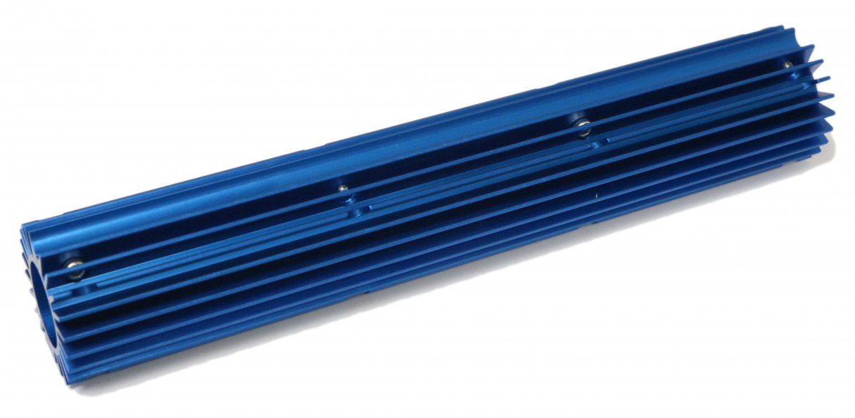 Long Thermal Dissipator - .750, Blue