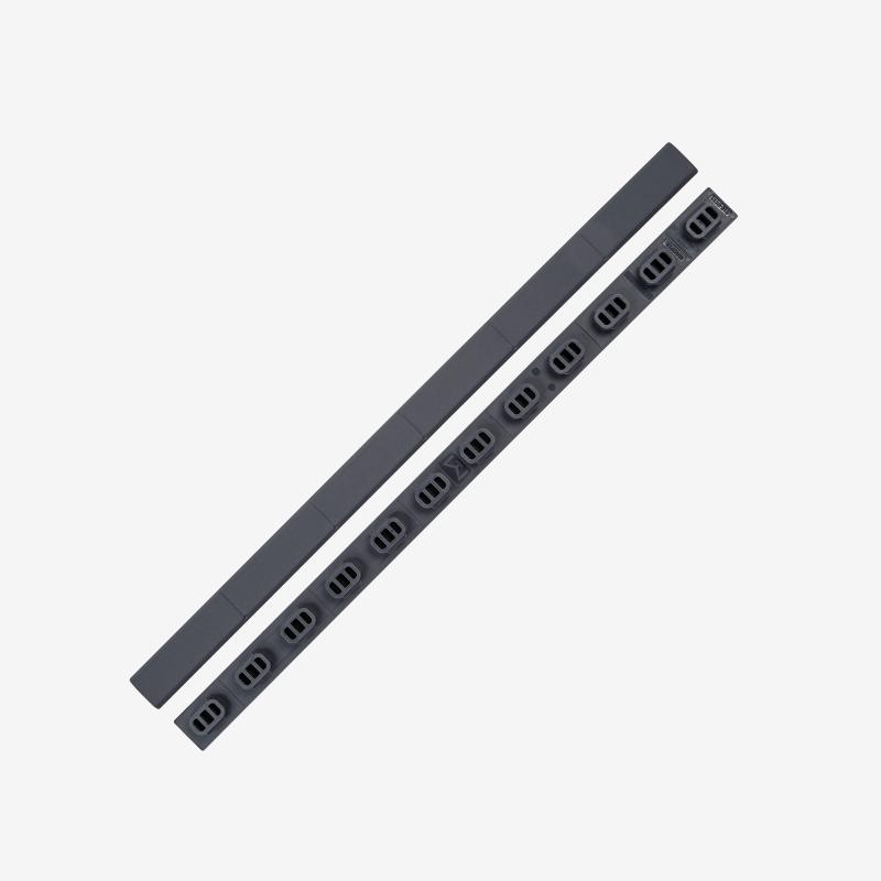 MAG602-GRY   Magpul krytka M-LOK railu, typ 1 - šedá