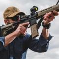 MAG556-BLK   Magpul zásobník PMAG M3 5.56x45 s okýnkem na AR-15, 30 ran - černý