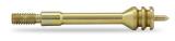Pistolový protahovací trn - inertní - .357, .38, 9 mm