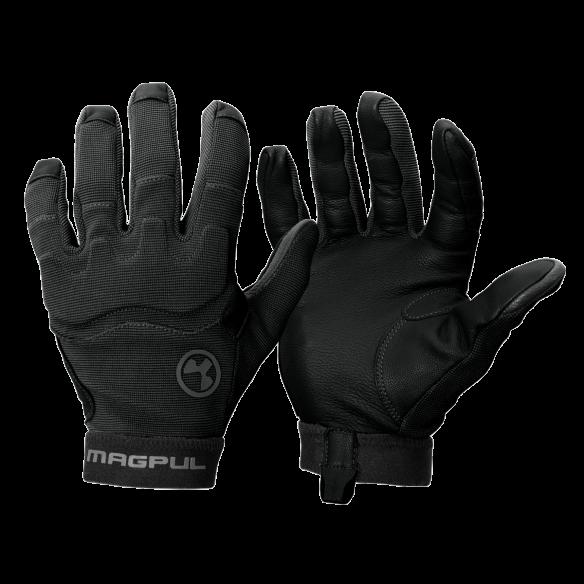 Magpul patrolové rukavice 2.0 - černé, L