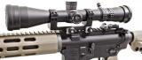 A496   Taktická montáž Nightforce XTMR Ultralite Unimount - 30 mm - VYSOKÁ