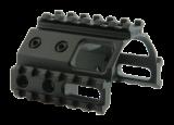 Spuhr Picatinny troj-lišta na 34 mm montáže Spuhr