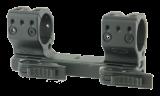 Spuhr Rychloupínací montáž pro puškohledy s tubusem 30 mm, výška 34 mm, bez sklonu