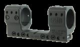 Montáž na lištu AI a jiné 11 mm rybiny pro puškohled s tubusem 34 mm, výška 35 mm, sklon 9 MRAD, není pro picatinny lištu
