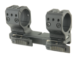Rychloupínací montáž pro puškohledy s tubusem 34 mm, výška 38 mm, sklon 6 MRAD