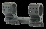 Spuhr Rychloupínací montáž pro puškohledy s tubusem 36 mm, výška 38mm, bez sklonu