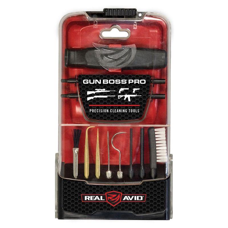 Čistící sada Gun Boss PRO pro precizní čištění