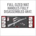 Podložka pro čištění velká – AK-47