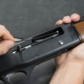 Čistící sada se šňůrou Gun Boss - .357 / .38 / 9 mm