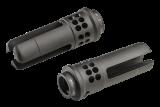 Tlumič výšlehu plamene / kompenzátor Surefire Warcomp pro HK G36 ráže 5,56mm - černý