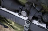 Nightforce NX8 - 2.5-20x50 mm F2 - ZeroStop - .25 MOA - PTL - MOAR-CF2