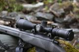 Nightforce NX8 - 4-32x50 mm F2 - ZeroStop - .1 MRAD - PTL - MIL-CF2D
