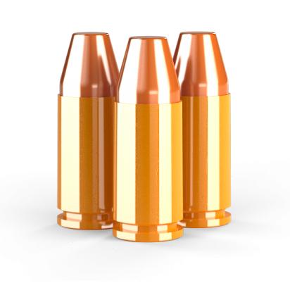 Přebíjený náboj Get Load - 9 mm Luger, 124 gr TMJ TC, TRAINING, CIPováno