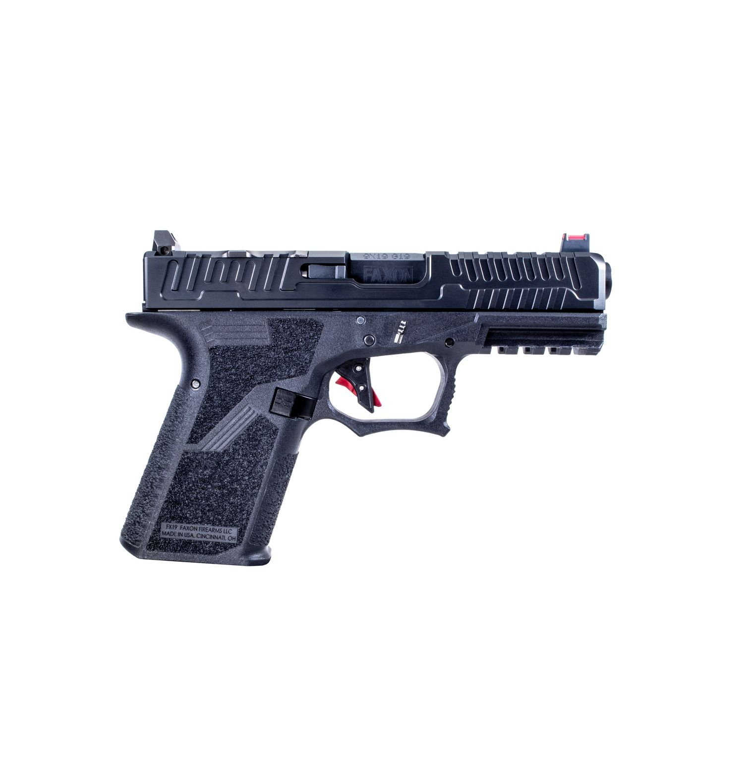 Faxon Firearms FX19 Patriot - kompaktní pistol každodenní nošení