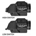 Streamlight TLR-8 A G s inovovanými spínači, podvěsná svítilna, 500 lm, zelený laser