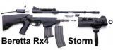 Rozklad Benelli MR-1 (Beretta RX4)