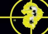 Terče - Orange Peel Bullseye