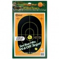"""Terče - Orange Peel Oval Target 9"""" 25 ks"""