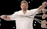 Karbonová tyč vytěráku