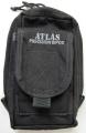 Atlas - pouzdro - černé