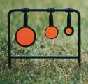 Caldwell Swinging Metal Target - Triple
