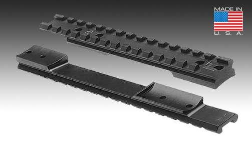 Jednodílná lišta pro Remington 700 (short)