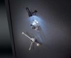 Lampička s magnetem