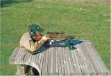 Nastřelovací stolice - Fire Control Full Lengh Rest