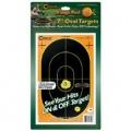 """Terče - Orange Peel Oval Target 7"""" 10 ks"""