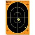 """Terče - Orange Peel Silhouette Target 12x18"""" 10 ks"""