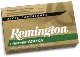 Remington 308 Win Premier Match 168 gr.