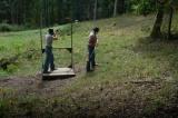 Ruční vrhač holubů - Extreme Thrower