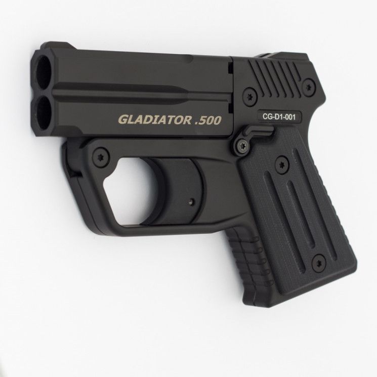 Detonics Gladiator .500 HD D1 Basic - perkusní derringer