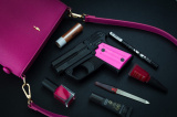 Detonics Gladiator .500 HD D1 Professional Pink Liberty Edition - perkusní derringer