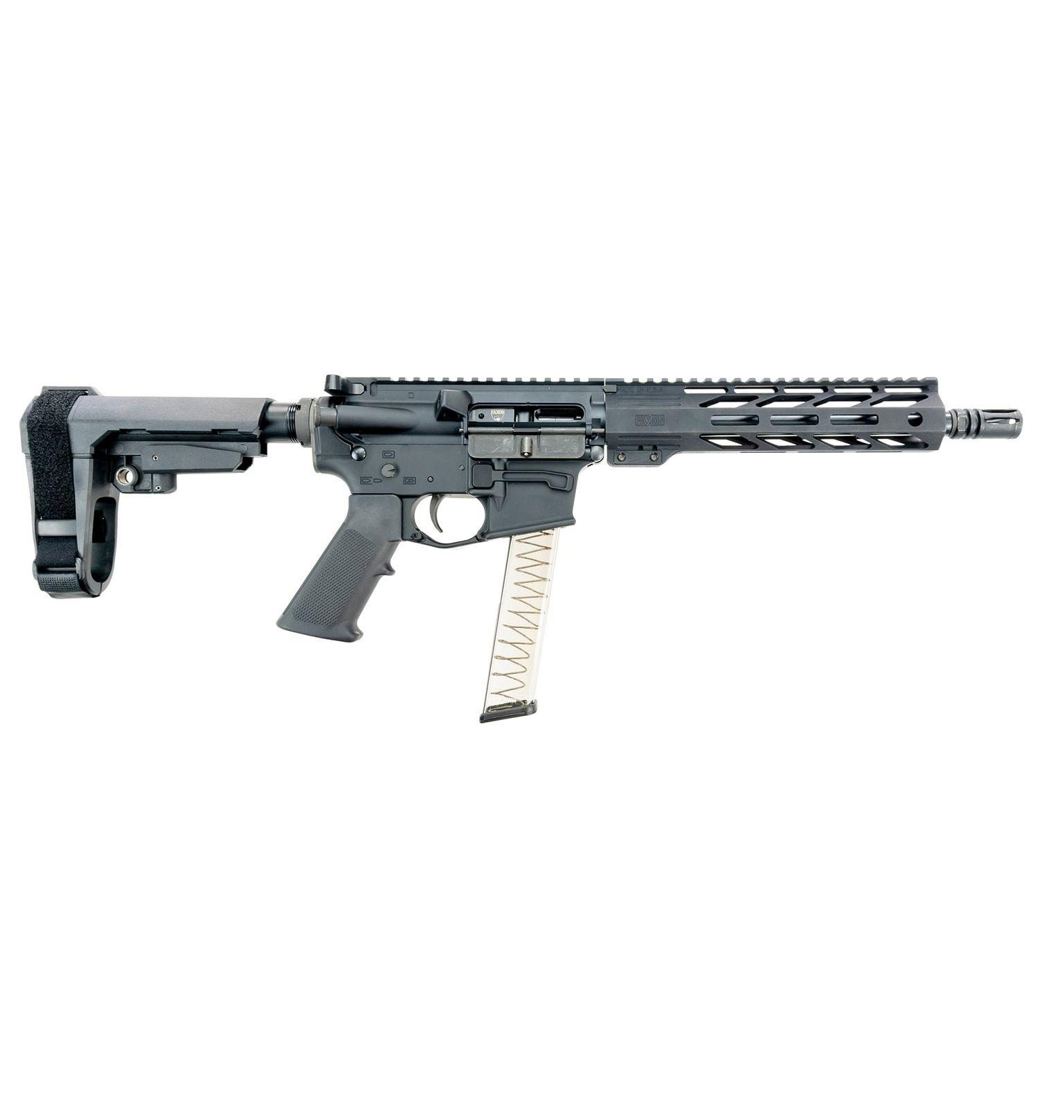 Faxon Bantam 10.5 - puška samonabíjecí