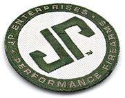 JP šitá nášivka - zelená
