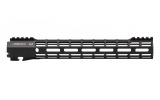 "AR15 12"" ATLAS S - ONE M-LOK Handguard - Anodized Black"