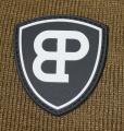 Best Patron patch se suchým zipem