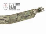 Custom Gear opasek Shooter Belt 3 s vnitřním opaskem a Cobra sponou - velikost XL