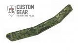 Custom Gear opasek Shooter Belt 3 s vnitřním opaskem a Cobra sponou - velikost XXL