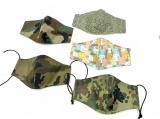 Custom Gear textilní maska - rouška