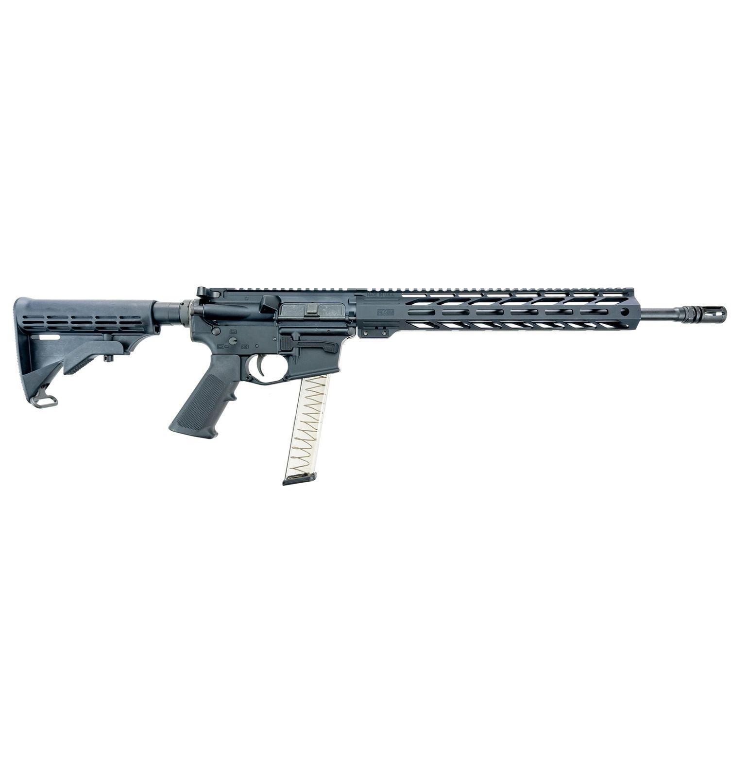 Faxon Bantam 16 - puška samonabíjecí, 9x19 mm