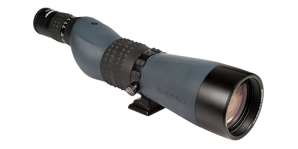 Nightforce pozorovák (spektiv) TS-82 XHD (Xtreme High Definition) - rovný